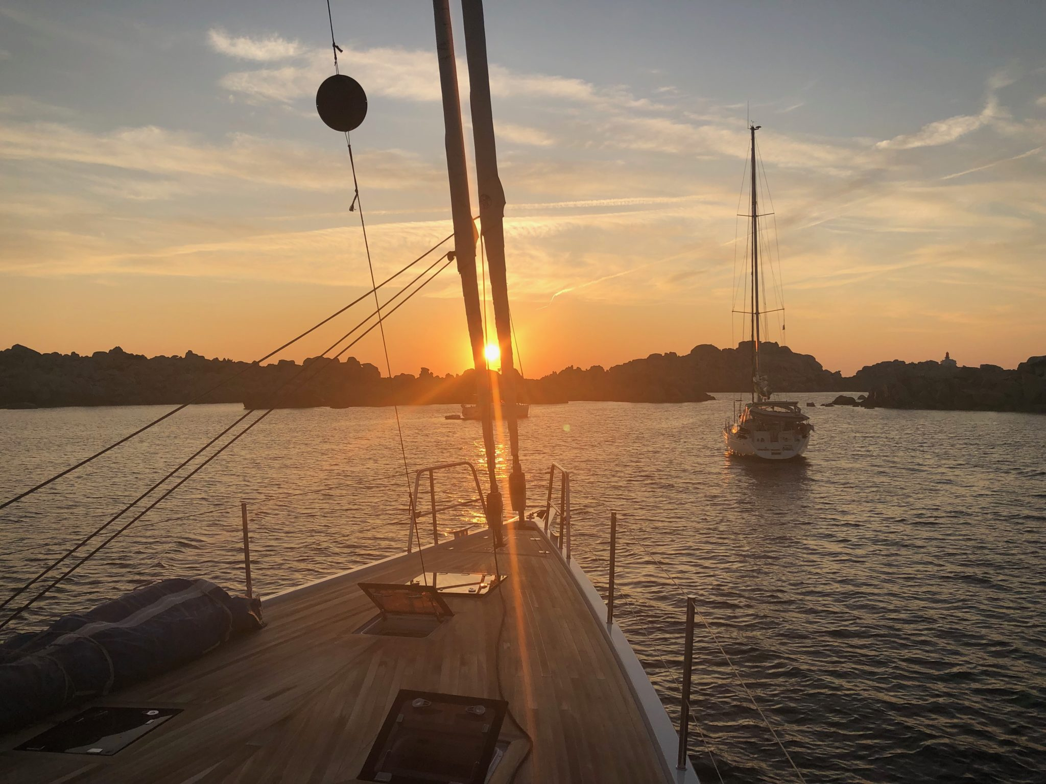 Sunsetting on Summer 2019